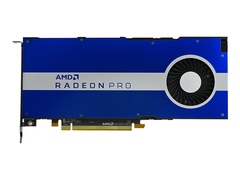 HP AMD Radeon Pro W5500 - Grafikkarten - Radeon Pro W5500 - 8 GB GDDR6 - PCIe 4.0 x16 - 4 x DisplayPort - für Workstation Z2 G4 (MT, 500 Watt, 650 Watt)