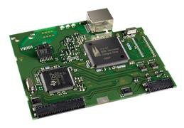 AGFEO 6100801 Schwarz - Grün Telefonumschalter-Zubehör