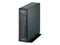 Fujitsu ESPRIMO Q556/2 - Mini-PC - 1 x Core i3 7100T / 3.4 GHz