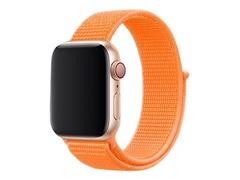 Apple 40mm Sport Loop - Uhrarmband - Regular - Papaya - für Watch (38 mm, 40 mm)