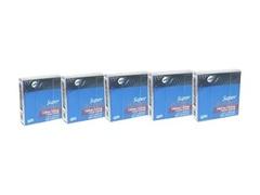 Dell  5 x LTO Ultrium 3 - 400 GB / 800 GB - für PowerEdge R310, R320, R720, R820, T110, T320, T420, T620