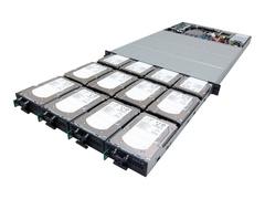 "ASUS RS300-H8-PS12 - Server - Rack-Montage - 1U - 1-Weg - keine CPU - RAM 0 GB - SATA/SAS - Hot-Swap 6.4 cm, 8.9 cm (2.5"", 3.5"")"