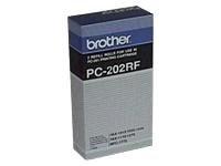Brother 2er-Pack - Schwarz - Druckpatrone - Nachfüllung