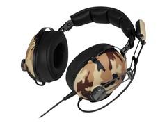 Arctic P533 Military - Headset - ohrumschließend