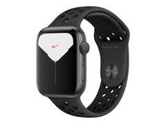 Apple Watch Nike Series 5 (GPS) - 44 mm - Weltraum grau Aluminium