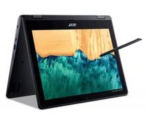Acer Chromebook R852TN-P31U - Intel® Pentium® Silver - 1,1 GHz - 30,5 cm (12 Zoll) - 1366 x 912 Pixel - 8 GB - 64 GB