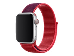 Apple 40mm Sport Loop - (PRODUCT) RED Special Edition - Uhrarmband - Normal - Rot - Demo - für Watch (38 mm, 40 mm)