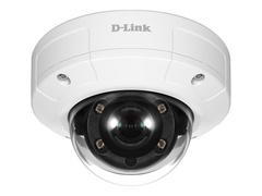 D-Link DCS 4633EV - Netzwerk-Überwachungskamera - Außenbereich, Innenbereich - staubdicht/wasserdicht/vandalismusresistent - Farbe (Tag&Nacht)