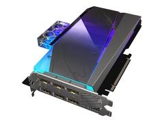 Gigabyte AORUS GeForce RTX 3090 XTREME WATERFORCE WB 24G