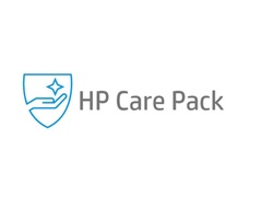HP Electronic HP Care Pack Next Business Day Channel Remote and Parts Exchange Service