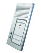AGFEO DoorSpeak 2 - Verkabelt - IP33 - Aluminium - Aluminium - Wand - 115 mm