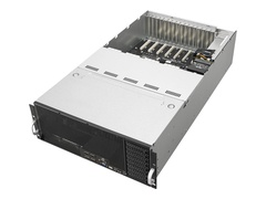 "ASUS ESC8000 G4 - Server - Rack-Montage - 4U - zweiweg - keine CPU - RAM 0 GB - SATA/PCI Express - Hot-Swap 6.4 cm (2.5"")"
