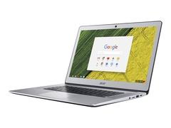 Acer Chromebook 15 CB515-1HT-P58C Silber 39,6 cm (15.6 Zoll) 1920 x 1080 Pixel Touchscreen 1,10 GHz Intel® Pentium® N4200