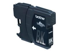 Brother LC1100BK - 2er-Pack - Schwarz - Original