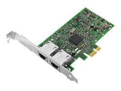 Dell QLogic 5720 - Netzwerkadapter - PCIe 2.0 x2 - Gigabit Ethernet x 2