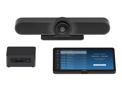Logitech Tap for Zoom Small Rooms - Kit für Videokonferenzen - mit Intel NUC (Mindestanforderung - 8. Gen Core i5, 8 GB RAM, 240 GB SSD)