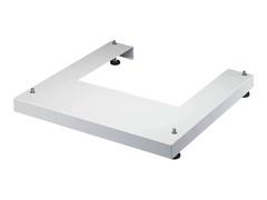 Rittal - Rack-Bodenplatte - RAL 7035