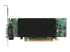 Matrox M9120 Plus - Grafikkarten - 512 MB DDR2