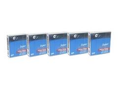 Dell  5 x LTO Ultrium 5 - für PowerEdge R720, R820, T110, T320, T410, T420, T610, T620, T710