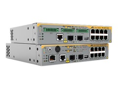Allied Telesis AT x320-11GPT - Switch - L3 - managed - 8 x 10/100/1000 (PoE+)