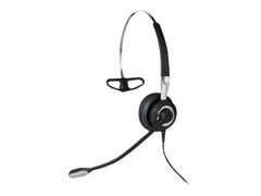 Jabra BIZ 2400 II USB Mono BT - Headset - On-Ear