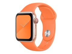 Apple 40mm Sport Band - Uhrarmband für Smartwatch - Normal - Vitamin C - für Watch (38 mm, 40 mm)
