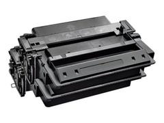 AgfaPhoto 2er-Pack - Schwarz - Tonerpatrone (Alternative zu: HP 51X, HP Q7551XD)