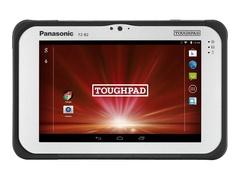 Panasonic Toughpad FZ-B2 - 17,8 cm (7 Zoll) - 1280 x 800 Pixel - 32 GB - 2 GB - Android 6.0 - Schwarz - Silber