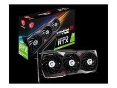 MSI GeForce RTX 3070 GAMING Z TRIO 8G LHR - Grafikkarten