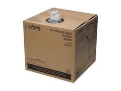 Epson T43R100 - Vorbehandlungslösung für Drucker - für SureColor F2100, SC-F2100 (4C)