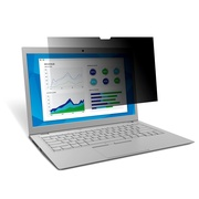 3M 7100207801 - Notebook - Rahmenloser Display-Privatsphärenfilter - Schwarz - Anti-Glanz - 16:9 - Kratzfest