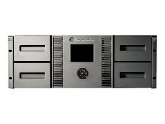 HP Enterprise StoreEver MSL4048 - Bandbibliothek - Steckplätze: 48