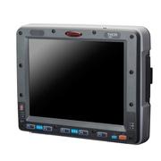 HONEYWELL Thor VM2 - 24,6 cm (9.7 Zoll) - 1024 x 768 Pixel - 1 GB - 3G - Windows CE - Schwarz - Grau