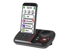Alcatel Swissvoice C50s - 4G Smartphone - Dual-SIM - RAM 1 GB / 8 GB