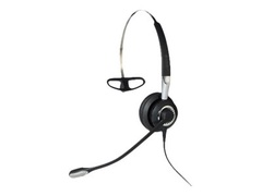 Jabra BIZ 2400 II USB Mono BT MS - Headset - On-Ear