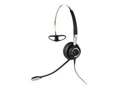 Jabra BIZ 2400 II USB Mono BT MS - Headset - On-Ear