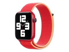 Apple (PRODUCT) RED - Loop für Smartwatch - Normalgröße - Rot - Demo - für Watch (42 mm, 44 mm)