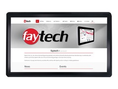 "faytech 21.5"" Capacitive Touch PC - All-in-One (Komplettlösung)"