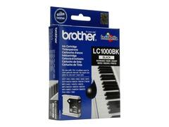 Brother LC1000BK - Schwarz - Original - Tintenpatrone