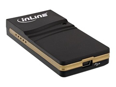 InLine Externer Videoadapter - USB 2.0 - DVI