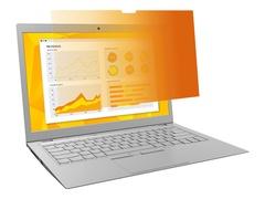"3M Blickschutzfilter Gold für 15,4"" Breitbild-Laptop (16:10)"