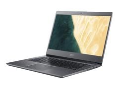 "Acer Chromebook 714 CB714-1W-P16Y - Pentium Gold 4417U / 2.3 GHz - Chrome OS - 4 GB RAM - 64 GB eMMC - 35.56 cm (14"")"
