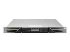 Fujitsu ETERNUS LT20 S2 - Bandbibliothek - 12 TB / 24 TB - Einschübe: 8 - LTO Ultrium (1.5 TB / 3 TB)