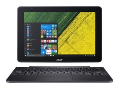 "Acer Aspire ONE 10 128 GB Schwarz, Grau - 10,1"" Tablet - Atom 1,44 GHz 25,7cm-Display"
