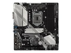 ASRock B365M Pro4 - Motherboard - micro ATX - LGA1151 Socket - B365 - USB 3.1 Gen 1, USB-C Gen1 - Gigabit LAN - Onboard-Grafik (CPU erforderlich)