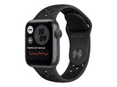 Apple Watch Nike Series 6 (GPS) - 40 mm - Weltraum grau Aluminium