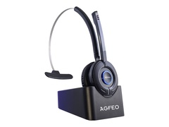 AGFEO DECT Headset IP - Headset - On-Ear - DECT