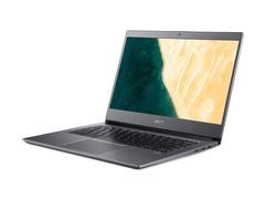 """Acer Chromebook 714 CB714-1WT-P0VD - Pentium Gold 4417U / 2.3 GHz - Chrome OS - 8 GB RAM - 128 GB eMMC - 35.56 cm (14"""")"""