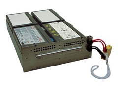 APC 133 - USV-Akku - 1 x Bleisäure - Schwarz