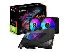 Gigabyte AORUS GeForce RTX 3080 Ti XTREME WATERFORCE 12G